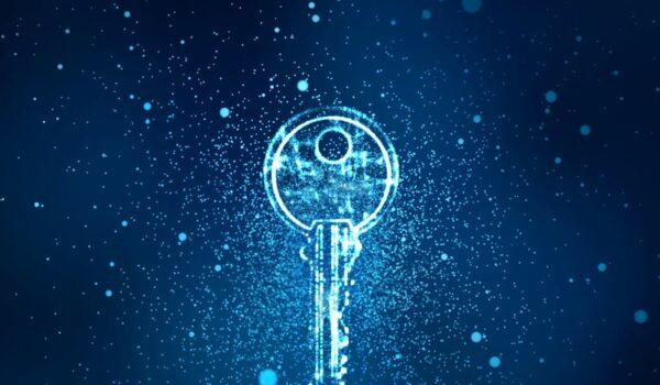 blue key represents key metrics