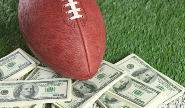 Business profits and football