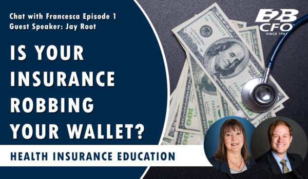 Is your Health Insurance robbing your wallet? | Chat With Francesca Ep. 1