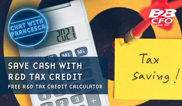 R&D Tax Credit Explained and Calculation with Free Calculator