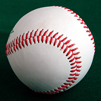 Picture Of A Baseball